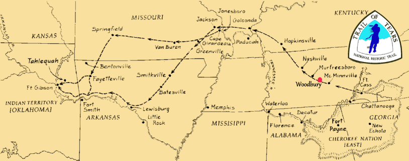 Trail of Tears - The Removal of the Cherokee Nation